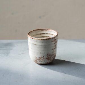 Shino morning ritual beaker - Sarah Schembri